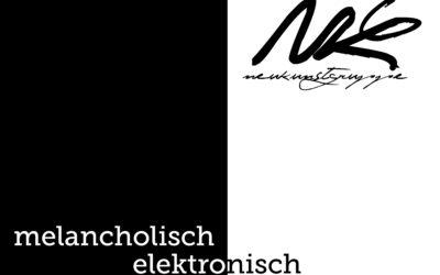 """""""melancholisch elektronisch früher"""" ist da!"""